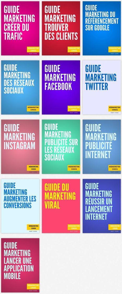 ▶ 19 Guides Marketing Gratuits à Télécharger | CM News et How to | Scoop.it