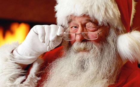 Santa Goes Digital: How to Keep the Spirit Alive in the World of Google | Christmas Goodies | Scoop.it