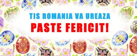 Tis Romania va ureaza un PASTE FERICIT!   Web Design, SEO, Marketing   Scoop.it