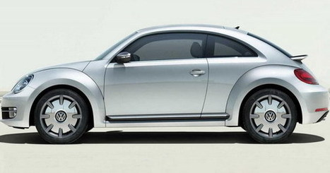 Volkswagen Beetle Premium Pack limited editions | Best Car In The World | Scoop.it