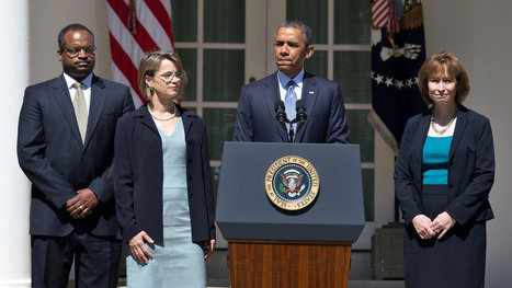 Obama Pick for Court Is 3rd in a Row Blocked by Republicans   Hashtag Politics   Scoop.it