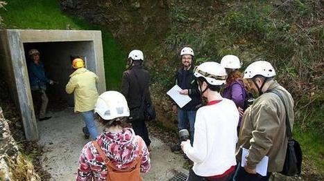 Una mina romana de 2.000 años de antigüedad se abre al público en Arditurri (Guipúzcoa) | archaeological findings | Scoop.it