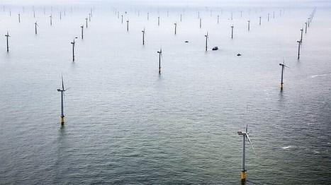 Salg af havmøllepark giver Dong 2 milliarder   Vækst strategi 3   Scoop.it