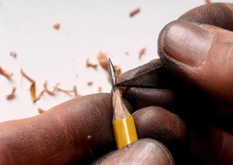 Awesome Miniature Sculptures On The Tip Of A Pencil | crazy news articles | Scoop.it