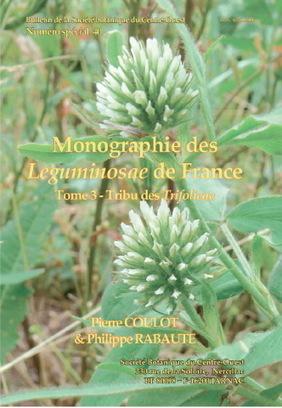 Monographie des Leguminosae de France – Tome 3 | Société Botanique du Centre Ouest | Nouvelles Flore | Scoop.it