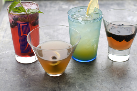 4 moonshine cocktail recipes | Jungle Juice and other alcoholic treats | Scoop.it