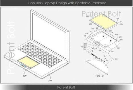Foxconn dépose le trackpad éjectable - MacBidouille.com | Entreprise Foxconn | Scoop.it