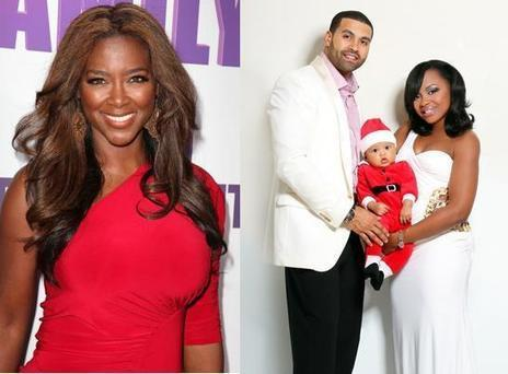 "Angry Bird Beef: Phaedra Accuses Kenya Moore Of Smashing Apollo To Smithereens ""Stay Away From My Husband!"" 