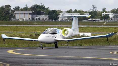 The electric Airbus - The Economist (blog) | Flying High Everywhere; OHS | Scoop.it
