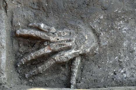El misterioso hallazgo de la manos cortadas de Avaris... - iHistoriArte | Anthropology, Archaeology, and History | Scoop.it