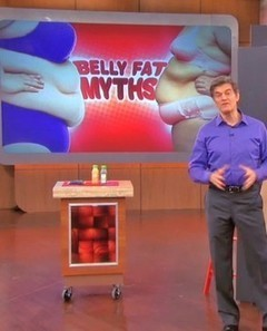 Dr. Oz debunks belly fat myths, details belly-fat blasting diet for weight loss - Examiner.com   Women's Fitness   Scoop.it
