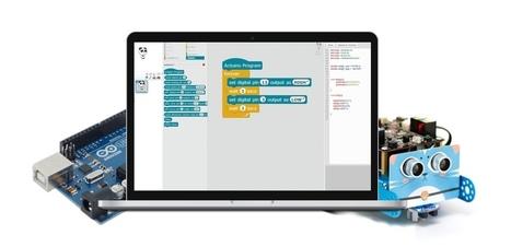 "mBlock - the ""Scratch for Arduino"" | Raspberry Pi | Scoop.it"