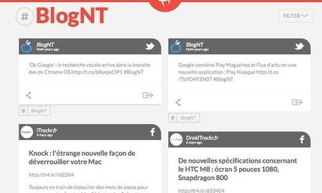 Hshtags : ce nouveau moteur de recherche est nommé 'le Google des médias sociaux' | Moteurs de recherche | Scoop.it