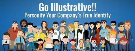 Illustration & character designs now available at Brandedlogodesitgns | Brandedlogodesigns | Scoop.it