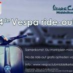 Vespa ride-out in Middelkerke 28 mei 2012 | The Daily Vespafans | Scoop.it