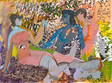 LOYAL - JACKIE GENDEL - BENEATH LOW LYING CLOUDS August 25 - October 5, 2012 | My Contemporary Art | Scoop.it