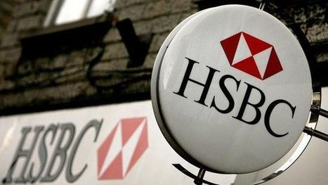 Why is HSBC's online banking down? - BBC News | Research Theme 2016: e-commerce | Scoop.it