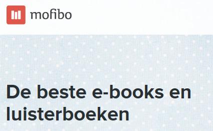 Abonnementsdienst voor e-books Mofibo gelanceerd | Mediawijsheid in het VO | Scoop.it