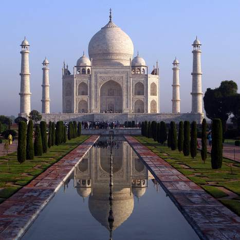 Taj Mahal not turning yellow, government assures Parliament | News in Conservation | Scoop.it