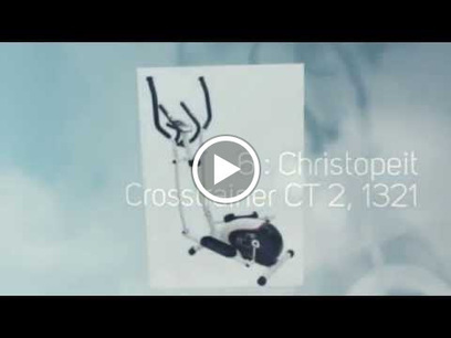 Christopeit Crosstrainer CT 2, 1321 | >>> 〉〉〉 WOW! ANGEBOTE | Scoop.it