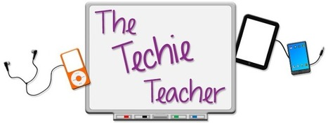 The Techie Teacher: QR Code Spring Riddles of the Day FREEBIE | QRCODE RFID | Scoop.it