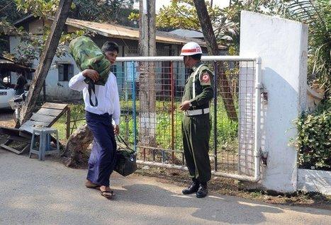 Burmesische Armee lässt Kindersoldaten frei - SPIEGEL ONLINE | Burma in Transition | Scoop.it