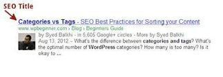 How to write Effective SEO Friendly Title | Professional SEO Company | Scoop.it