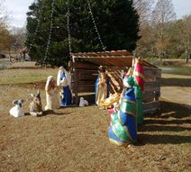 Nativity Scene Quickly Removed at Shaw Air Force Base After Atheists Complain - ZIONICA.com | Restore America | Scoop.it