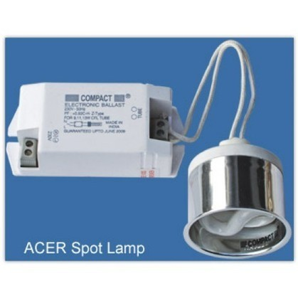 ACER Spot Lamp-Mini Spiral CFL - Commercial Luminaires | Commercial Luminaires | Scoop.it