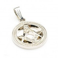 Silver Masonic Ladies Pendent | Masonic Gifts | Scoop.it