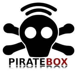 Notes sur les PirateBox | Un développeur au soleil | #PirateBox News | Scoop.it
