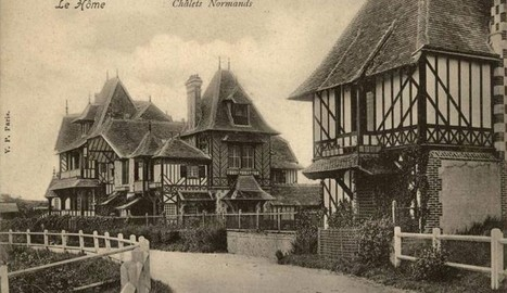 The unwanted inheritance of le Hôme – Normandy Then and Now   Normandy Then and Now   Scoop.it