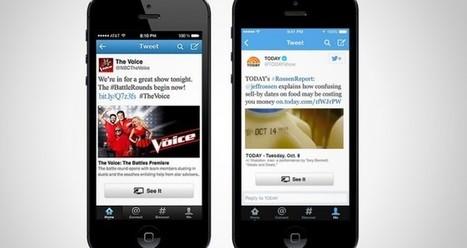 Twitter agregará un botón para ver series de TV via streaming | novedades | Scoop.it