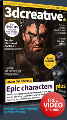 3DCreative Magazine | Welcome to our Magazine | 3D Virtual-Real Worlds: Ed Tech | Scoop.it