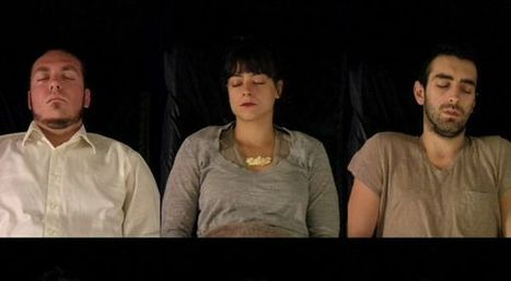 Je suis allé «dormir» au théâtre | Fonctionnement du cerveau & états de conscience avancés | Scoop.it