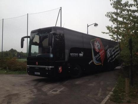 Twitter / staderennais: Le bus du #SRFC prend la ... | Sports | Scoop.it
