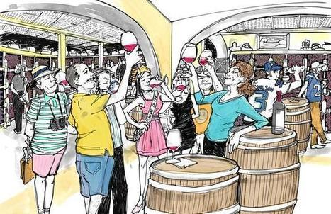 Chateau Ste Michelle: What Really Goes Down in a #Wine Tasting Room   Vitabella Wine Daily Gossip   Scoop.it