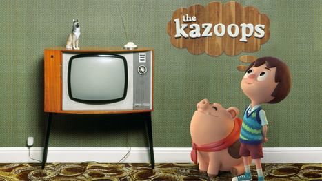 From the mag: ABC Children's evolution down under - Kidscreen | Kazoops | Scoop.it