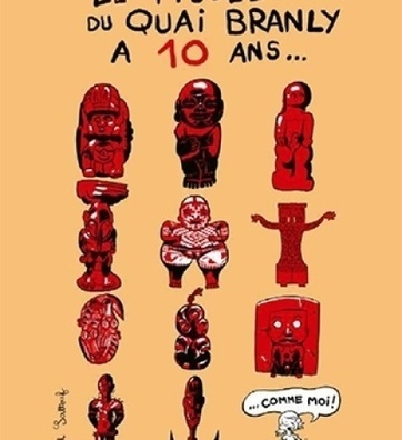 #Culture : Les 10 ans du musée du quai Branly // 25-26 juin 2016‏ - Cotentin webradio actu,jeux video,info médias,la webradio electro ! | cotentin webradio Buzz,peoples,news ! | Scoop.it