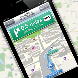 Apple's Tim Cook Apologizes for Maps App | Tips & Things it's nice to know | Scoop.it