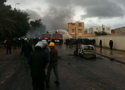 Riot in Morocco's phosphates city over jobs | Coveting Freedom | Scoop.it