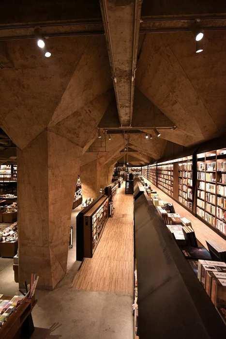 Les plus belles librairies du monde | Décoration, tendances et bons plans | Scoop.it