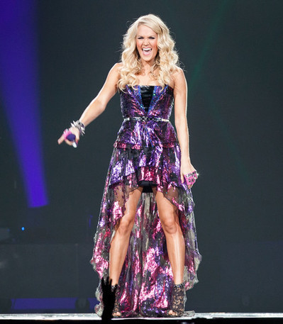Carrie Underwood & Brad Paisley Join Jason Aldean, Eric Church & Luke Bryan As 46th CMAs Get Underway - Starpulse.com | Shes Country | Scoop.it