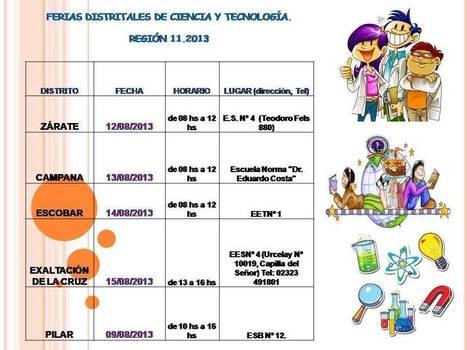Región Educativa 11 - Portal | RecursosParaElAula | Scoop.it