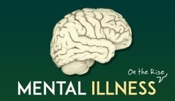Mental Illness Is on the Rise, But Here's One Way to Change That [Interactive Infographic] | Bounded Rationality and Beyond | Scoop.it