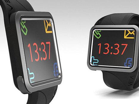 VEA Buddy, une montre connectée pour votre smartphone ou votre tablette tactile | VEABUDDY | Scoop.it