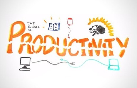 The Psychology of Getting More Done (In Less Time) | Evidence Based Practice in Social Work | Scoop.it