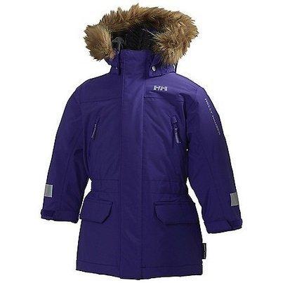 Helly Hansen Junior Powder Parka, Midnight Purple, 8 | Big Deals Fashion Today | Scoop.it