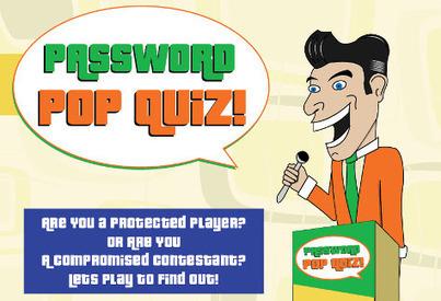 Infographic: Password Pop Quiz | Educational Technology Tidbits | Scoop.it