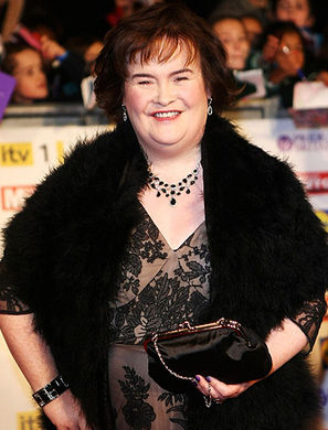 I always have the same resolution every year to lose weight, says Susan Boyle! | Online Gossips | Scoop.it